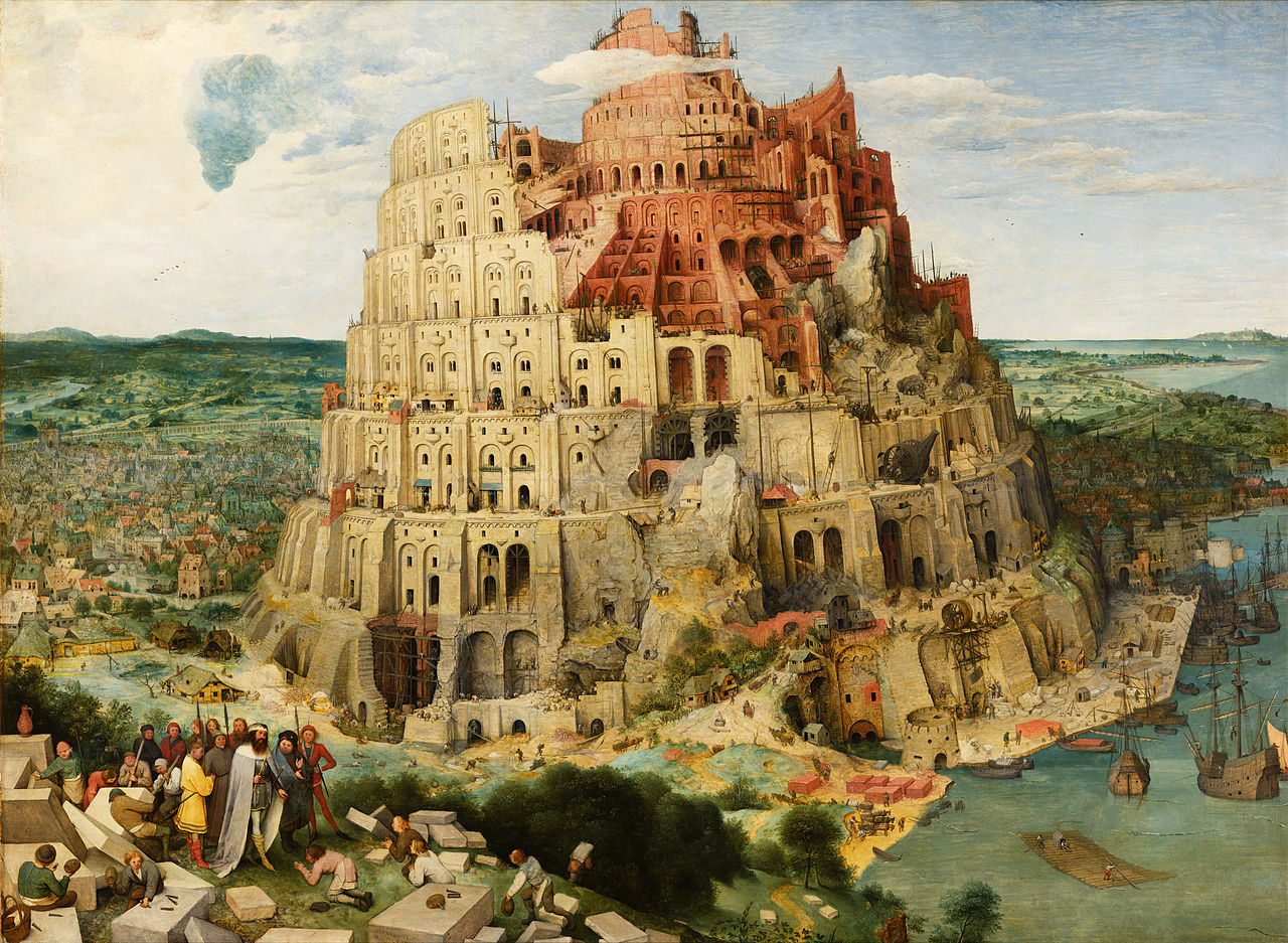 New Jerusalem Part 2: A Tale of Two Cities