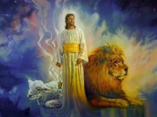 Jesuslion-lamb
