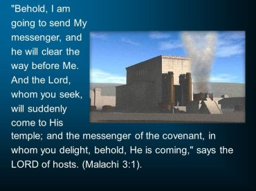 The Lord whom you seek shall suddenly come to His Temple; prophetic Word –  The Spirit and the Bride say COME! Come Lord Jesus