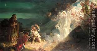 Christmas Parallels 1: Knowledge, a star, and angels – The Spirit and the Bride say COME! Come ...
